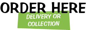 Order online - delivery or collection
